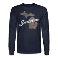 Long Sleeve Shirts ~ Men's Long Sleeve T-Shirt ~ Smitten