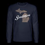 Long Sleeve Shirts ~ Men's Long Sleeve T-Shirt ~ Smitten