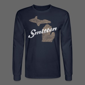 Smitten - Men's Long Sleeve T-Shirt