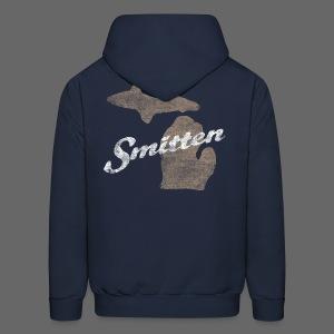 Smitten - Men's Hoodie