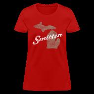 Women's T-Shirts ~ Women's T-Shirt ~ Smitten