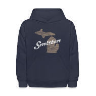 Sweatshirts ~ Kids' Hoodie ~ Smitten