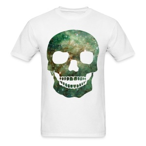COSMIC SKULL - MENS TSHIRT - Men's T-Shirt