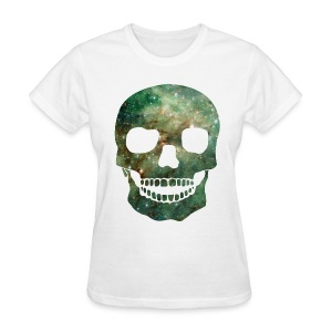 COSMIC SKULL - LADIES TSHIRT - Women's T-Shirt