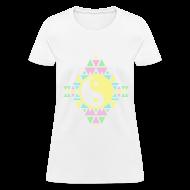 Women's T-Shirts ~ Women's T-Shirt ~ AZTEC YING-YANG - LADIES TSHIRT