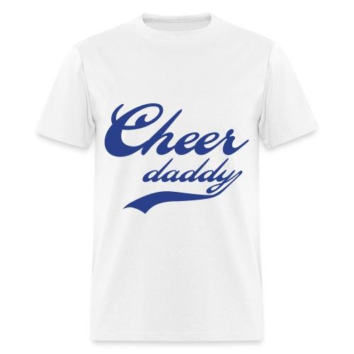 Cheer Daddy - Men's T-Shirt