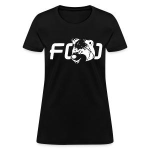 f(x) Bear - Women's T-Shirt