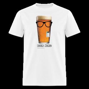 Beer Nerd Men's T-Shirt - Men's T-Shirt