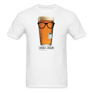 Beer Nerd Men's T-Shirt - Men's T-Shirt
