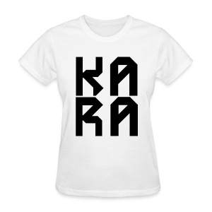 KARA Step - Women's T-Shirt