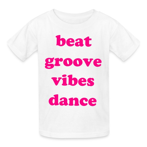 I Love Dance  - Kids' T-Shirt