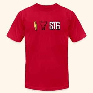 I ❤ STG 5 - Men's Fine Jersey T-Shirt