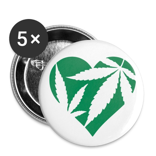Love Mary-Jane  - Large Buttons