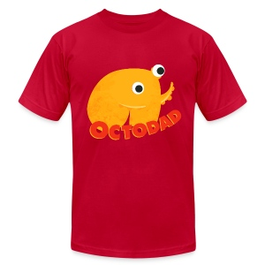 Octodad Classic - Men's T-Shirt by American Apparel