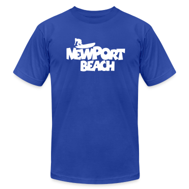 Newport Beach Surf T-Shirt