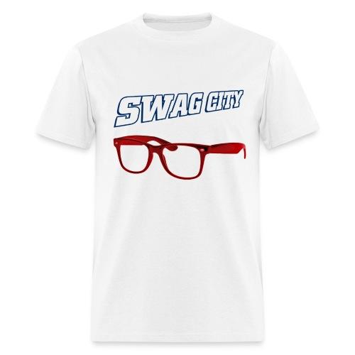 Swag City - Men's T-Shirt