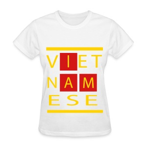 I am Vietnamese - Women's T-Shirt