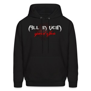 All in Vein Special Effects Hoodie - Men's Hoodie