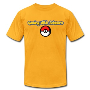 It's Super Effective! - Men's T-Shirt by American Apparel