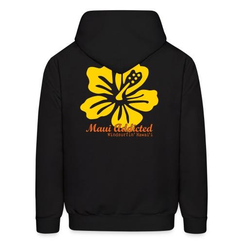 Yellow Hibiscus - Men's Hoodie