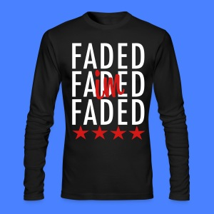 I'm Faded Long Sleeve Shirts - stayflyclothing.com - Men's Long Sleeve T-Shirt by Next Level