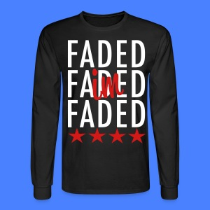 I'm Faded Long Sleeve Shirts - stayflyclothing.com - Men's Long Sleeve T-Shirt