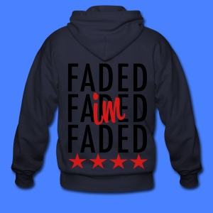 I'm Faded Zip Hoodies/Jackets - stayflyclothing.com - Men's Zip Hoodie