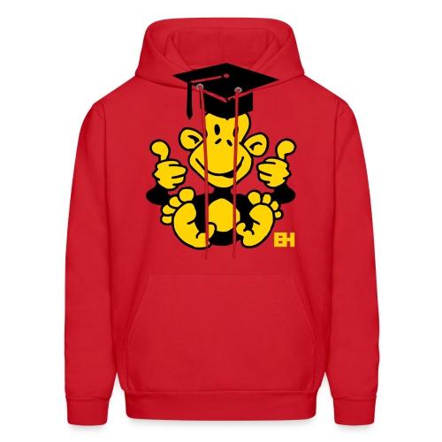 Educated Ape Men's - Men's Hoodie