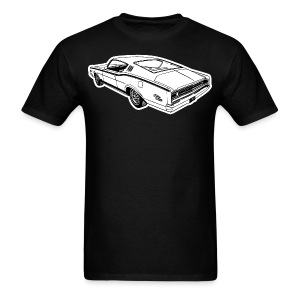 Mercury Cyclone (1968) illustration - Men's T-Shirt