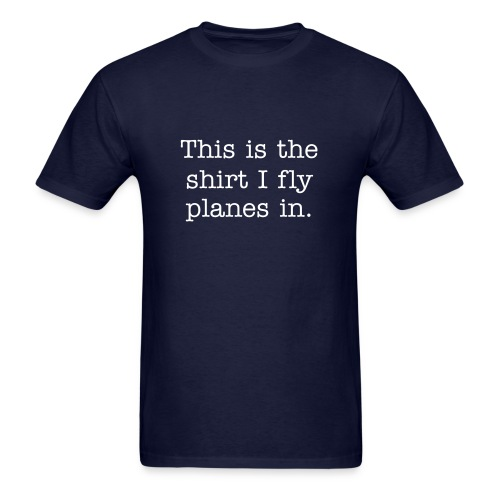 My flying T-Shirt - Men's T-Shirt