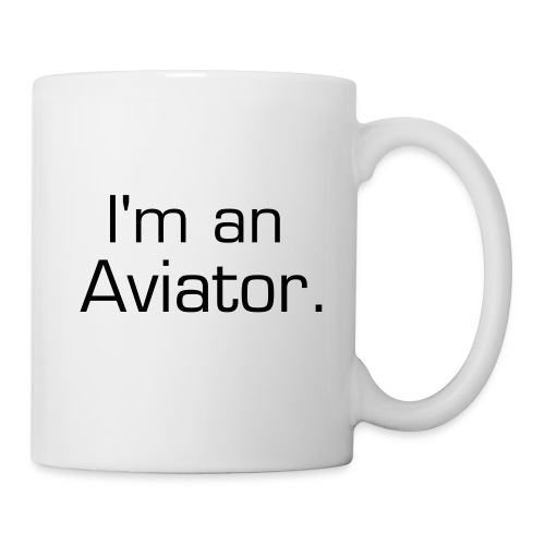 Aviator Mug - Coffee/Tea Mug