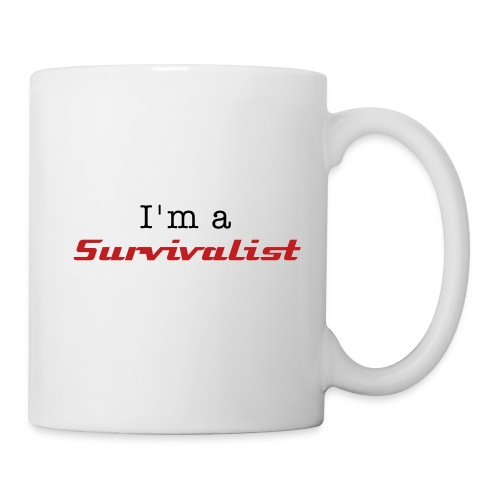 Coffee/Tea Mug - I'm a Survivalist