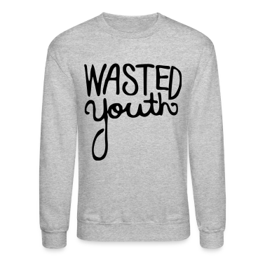 Wasted Youth Long Sleeve Shirts