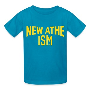 New Atheism - Kids' T-Shirt