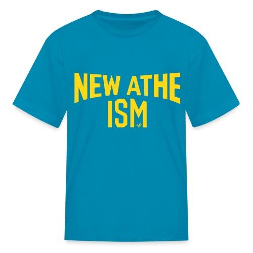 New Atheism - Kids' T-Shirt
