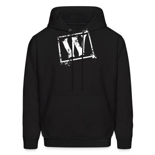 Watchmen Support W Sweatshirt - Black - Men's Hoodie