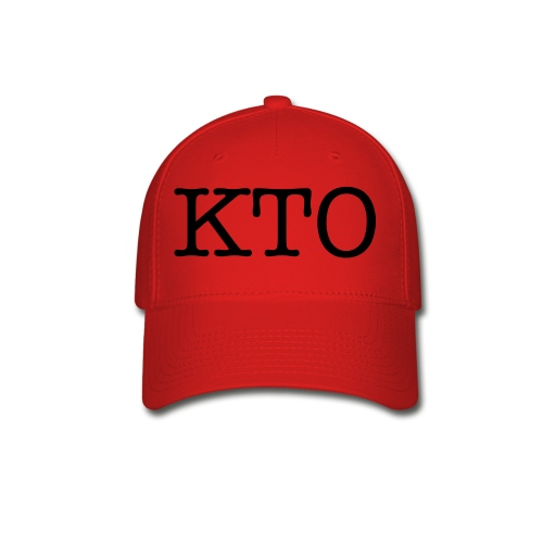 KTO Personalized Hat - Baseball Cap