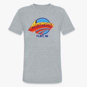 Autoworld - Unisex Tri-Blend T-Shirt by American Apparel