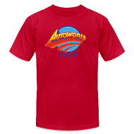 T-Shirts ~ Men's T-Shirt by American Apparel ~ Autoworld