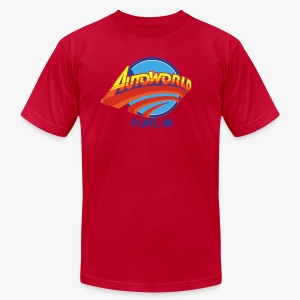 Autoworld - Men's T-Shirt by American Apparel