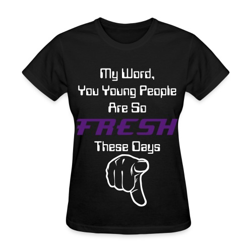So Fresh Tee (Mens) - Women's T-Shirt