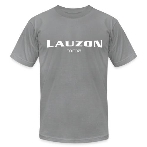 Mens Lauzon MMA Grey - Men's Jersey T-Shirt