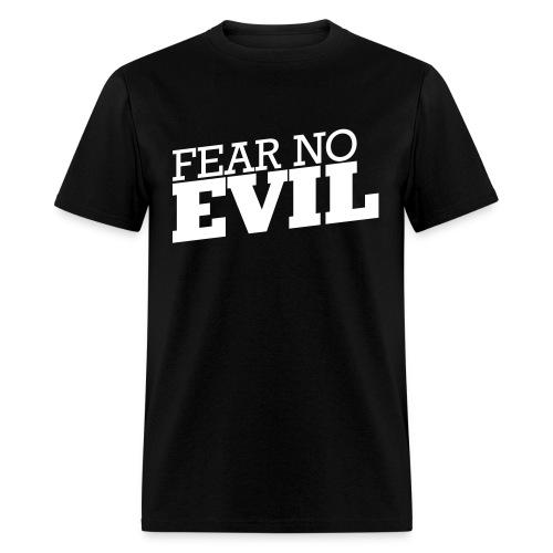 Mens Fear No Evil - Men's T-Shirt