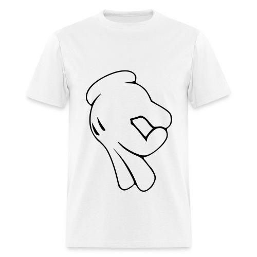 Mickey Hands Men's T-shirt - Men's T-Shirt