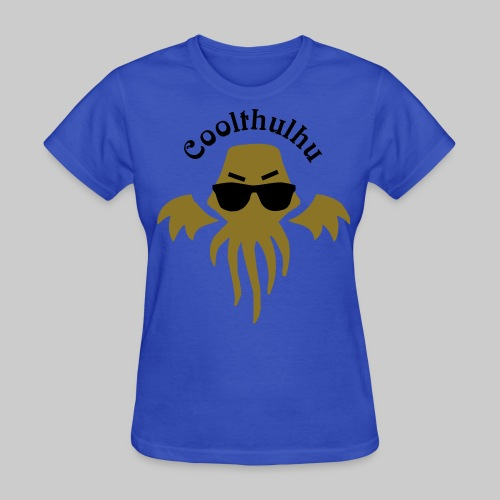 WTS2c: Coolthulhu - Women's T-Shirt