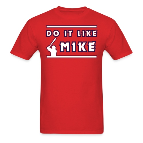 Do It Like Mike + 27 - Men's T-Shirt