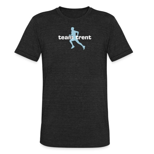 Men's Team Trent T-shirt: Run - Unisex Tri-Blend T-Shirt