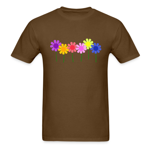 Flowers - Men's T-Shirt