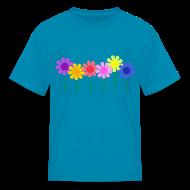 Kids' Shirts ~ Kids' T-Shirt ~ Flowers