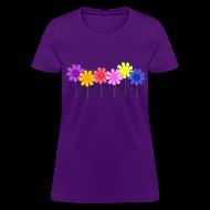 T-Shirts ~ Women's T-Shirt ~ Flowers